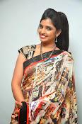 Syamala glamorous photos in saree-thumbnail-8