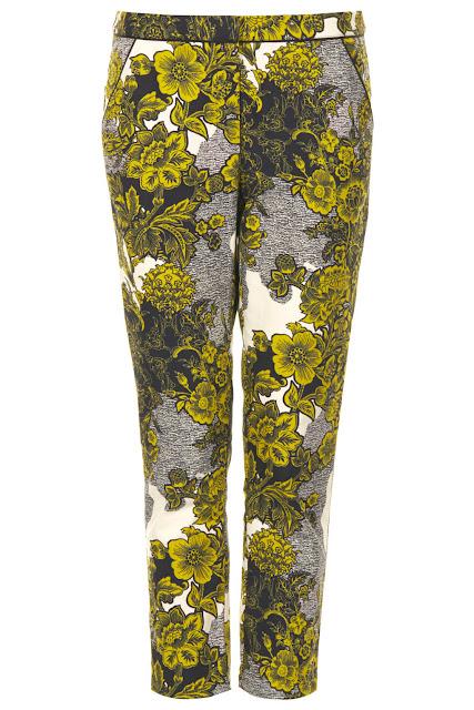 oriental trousers