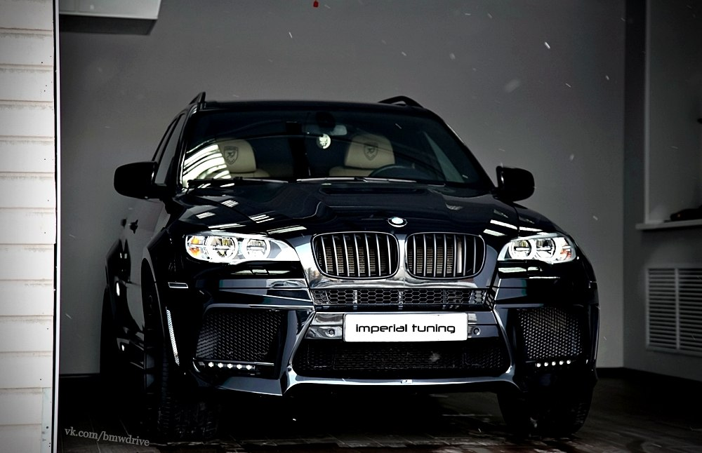 BMW X5 M by Imperial Tuning TUNED BIMMERS