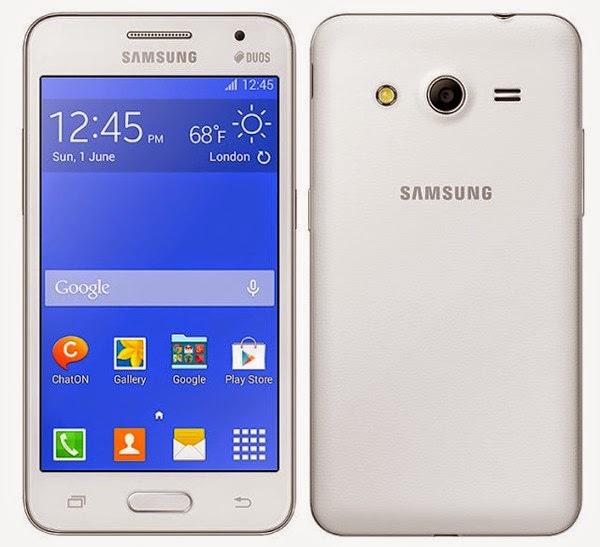 Gambar Samsung Galaxy Core II