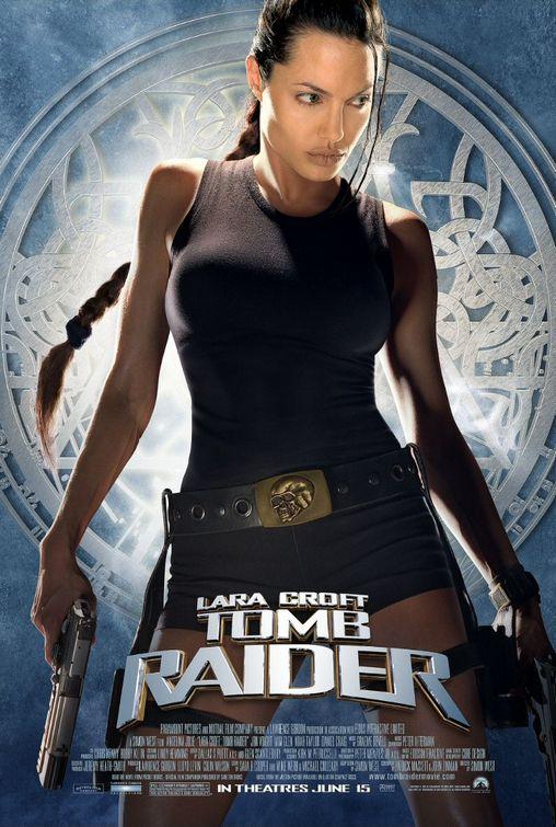 Bí mật ngôi mộ cổ - Lara Croft Tomb Raider - 2001
