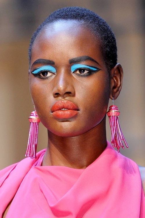 Hope And Change In Sudan >> Blackfox Models Africa: AFRICAS TOP MODELS - AJAK DENG