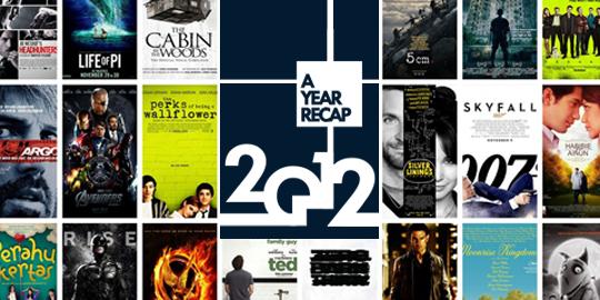 2012: A Year Recap