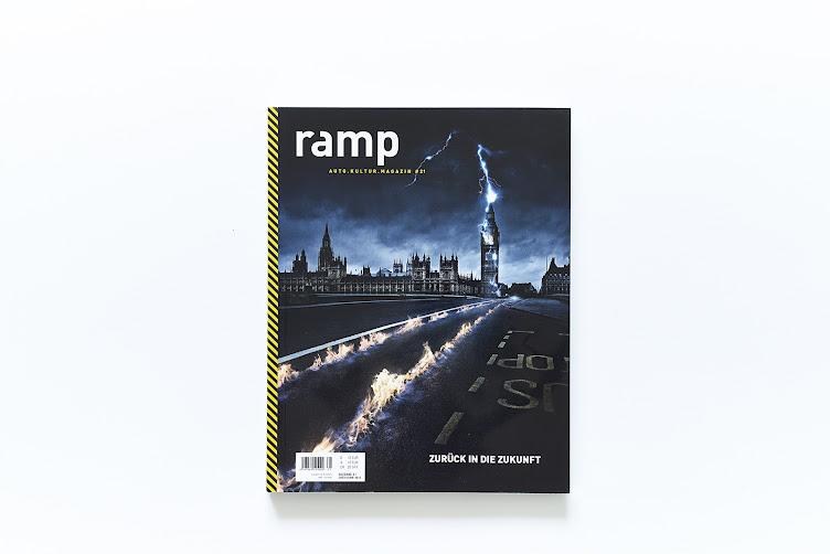 "Ramp #21 Titelstory ""Unterwegs"""