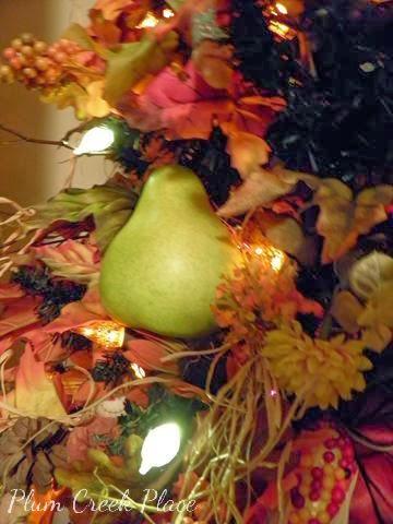 Halloween tree, fall tree