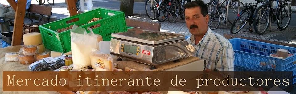 Mercado itinerante de productores