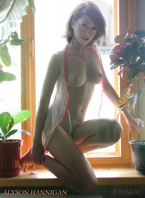 Allison hannigan nude video