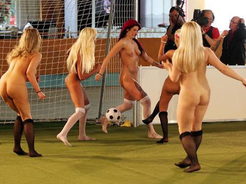 Europa disputa Campeonato de mulheres peladas