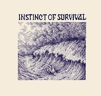 INSTINCT OF SURVIVAL - Call Of The Blu Distance  LP