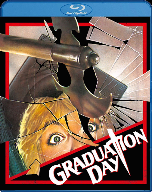 Graduation Day - Blu-ray Review - Vinegar Syndrome
