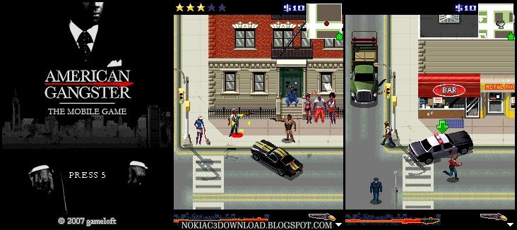 Скачать игру gangstar crime city гангстер беспредел