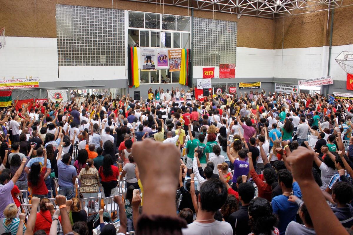 1º Encontro Nacional de Negros e Negras da CSP Conlutas