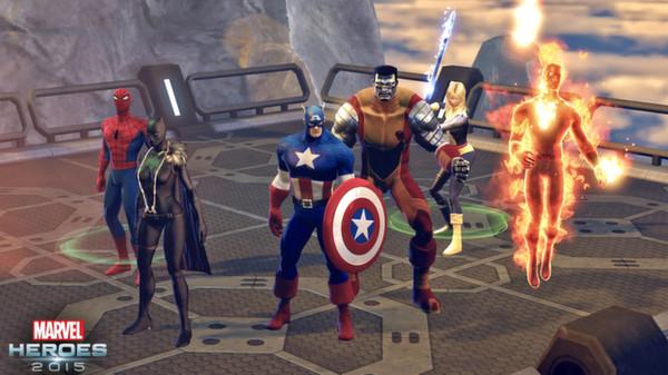 Full Version Marvel Heroes 2015 Free Download