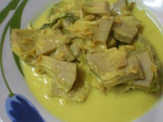 cara memasak sayur nangka