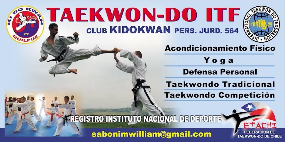Escuela Kidokwan Taekwondo Quilpue - Viña del Mar
