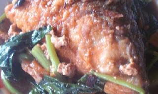 Totsong Bangus (Milkfish In Fermented Soy Cake)
