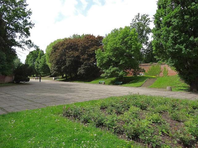 Park Fosa i Stoki Cytadeli