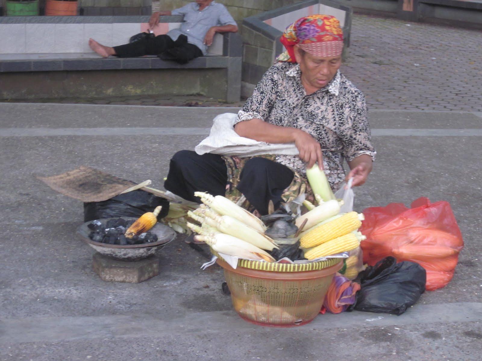 vendedora de panochas