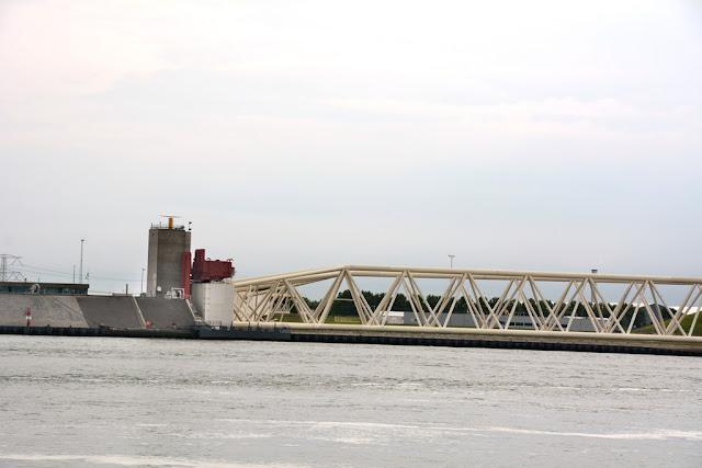 Port of Roterdam Maeslantkering