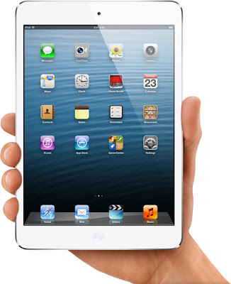 Apple iPad Mini new release wi-fi okokno