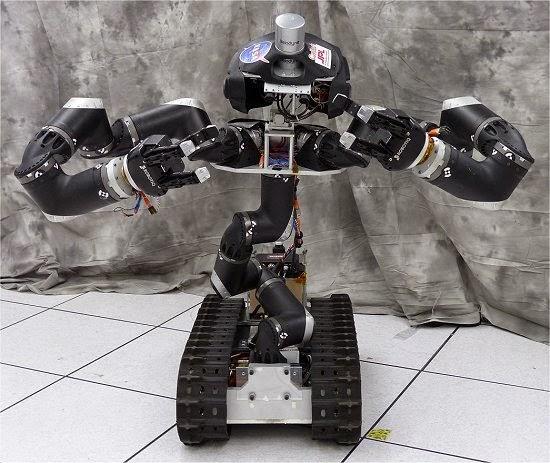 NASA apresenta Robô Substituto