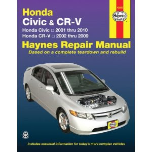 2010 Honda CR V Owners Manual
