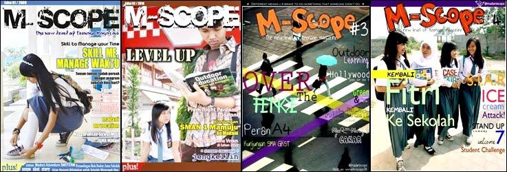 <b> M-SCOPE SELURUH EDISI </b>