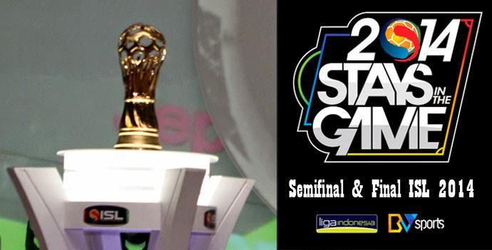 Semifinal di Gelora Jakabaring, Final di SUGBK