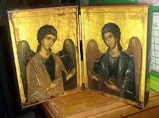 Diptice - Modele Bizantine