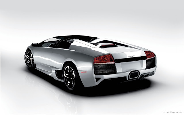 Lamborghini Murcielago LP640 Roadster 3