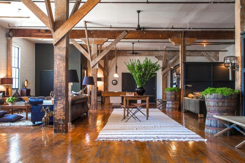 Velvet moss amazing arts district loft for Idee design casa