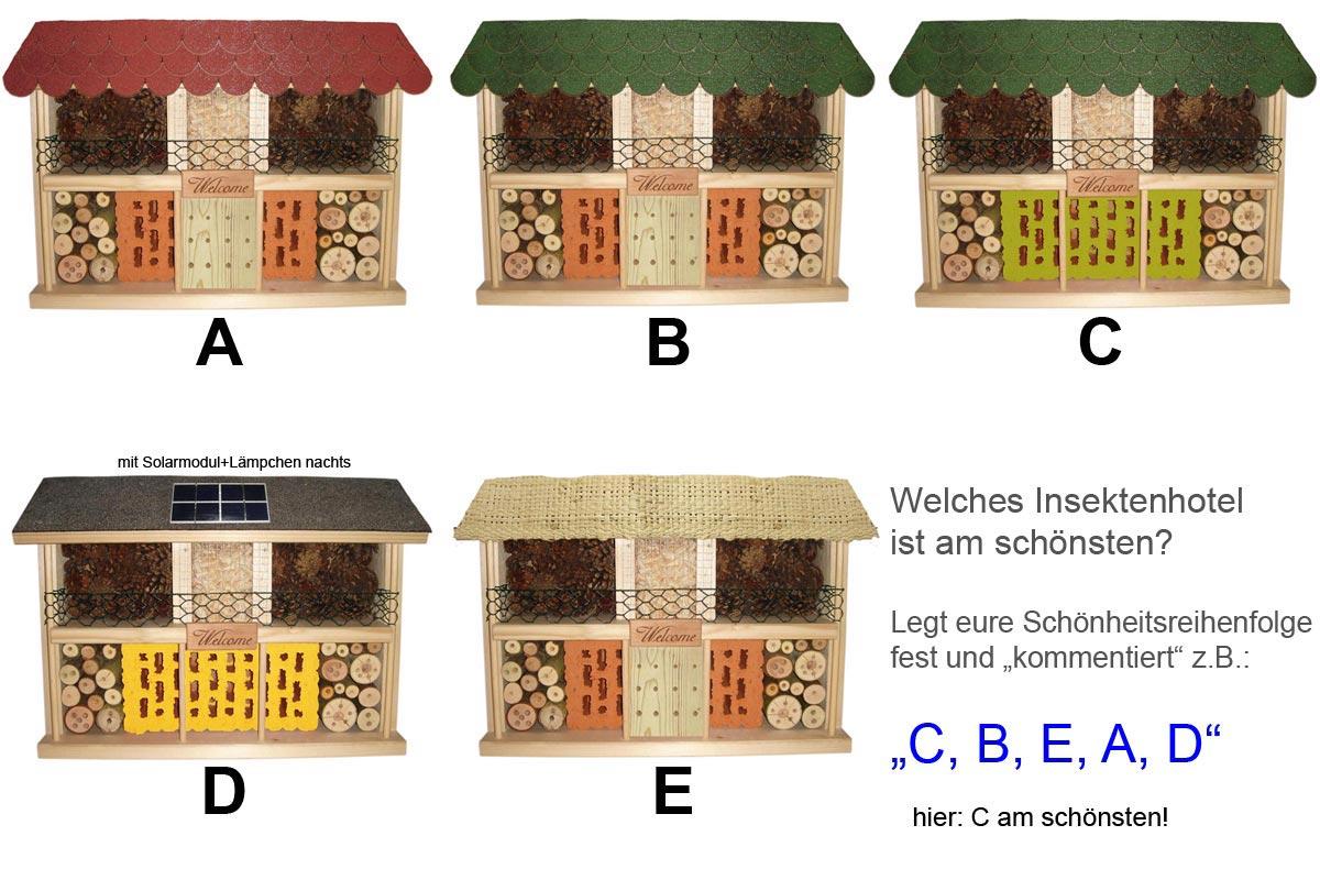 insektenhotel blog. Black Bedroom Furniture Sets. Home Design Ideas