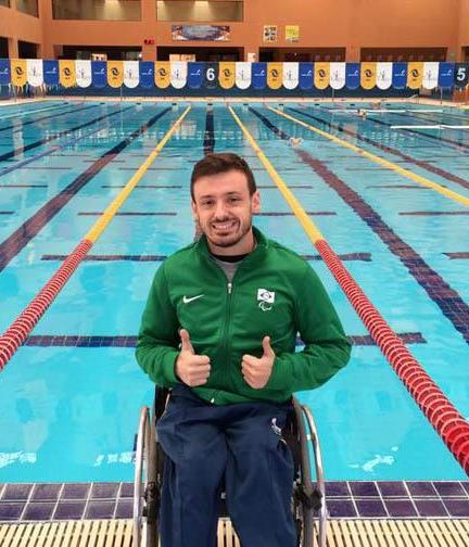 Roberto Alcalde - nadador