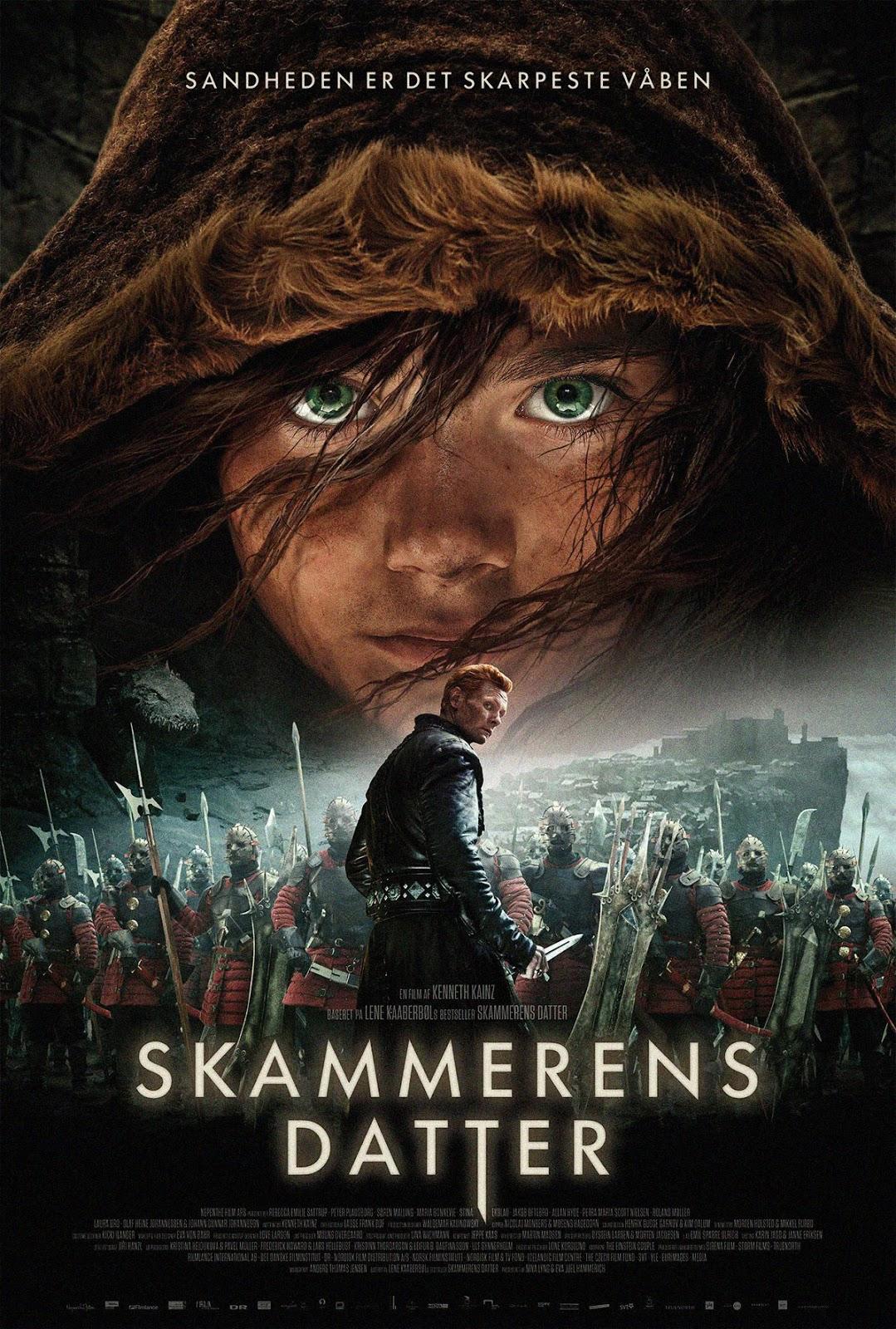 The Shamer's Daughter (2015) สาวน้อยพลังเวทย์ กับดินแดนมังกรไฟ HD  [ภาพ Master พร้อมโรง]