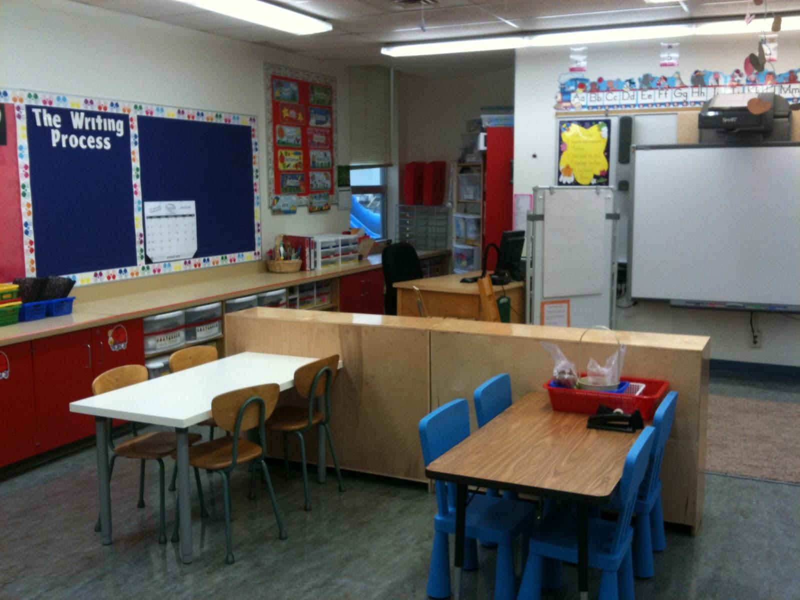 Ms Brown s Grade 2 Blog Classroom Set Up 2010