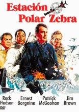 Estación Polar Cebra (1968 - Ice Station Zebra)
