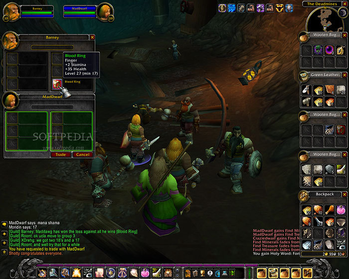 This is a cool nude addon for World of Warcraft