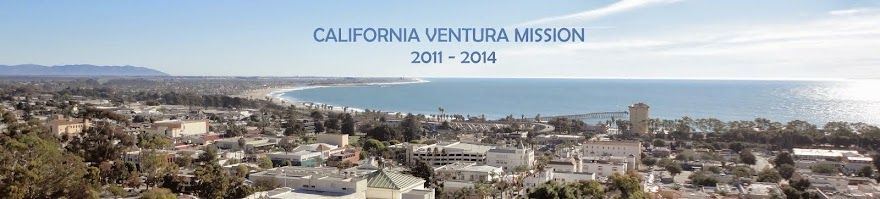 California Ventura Mission 2011-2014
