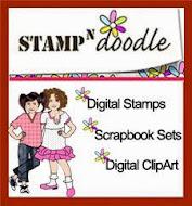Stamp-N-doodle