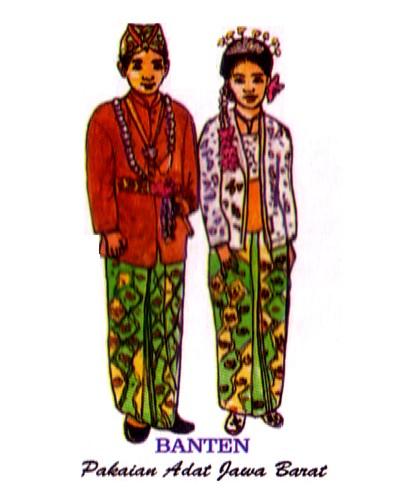 Siti Jubaedah: Pakaian Khas Banten
