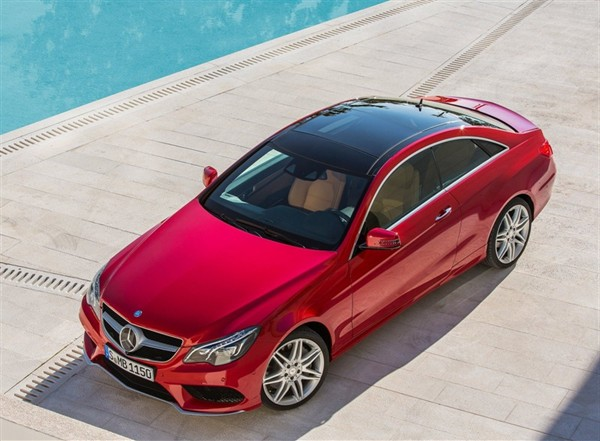 Smartologie mercedes benz 2014 e class coupe - Mercedes e class coupe 2014 ...