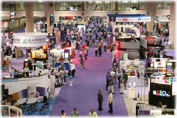 ferias y exposiciones comerciales