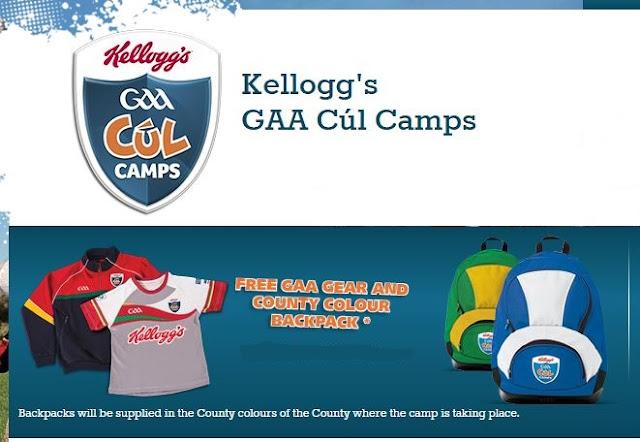 Kelloggs Cul Camps 2015