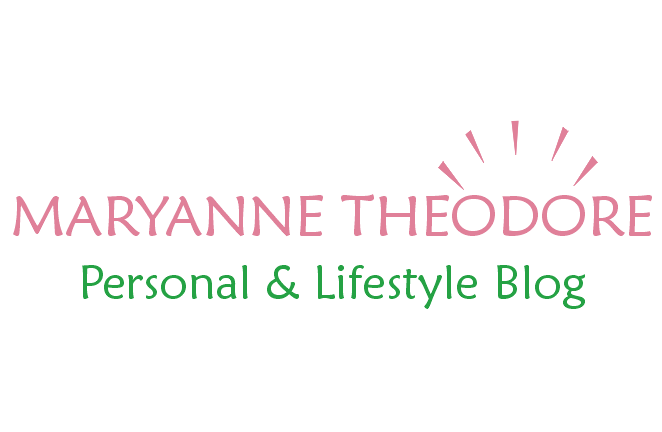 Maryanne Theodore: Personal and Lifestyle blog