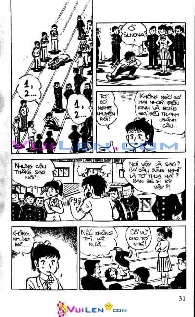 Jindodinho - Đường Dẫn Đến Khung Thành III  Tập 1 page 31 Congtruyen24h