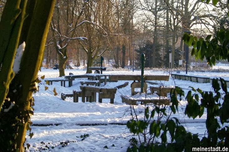 <<---Wickrath im Winter--->>>