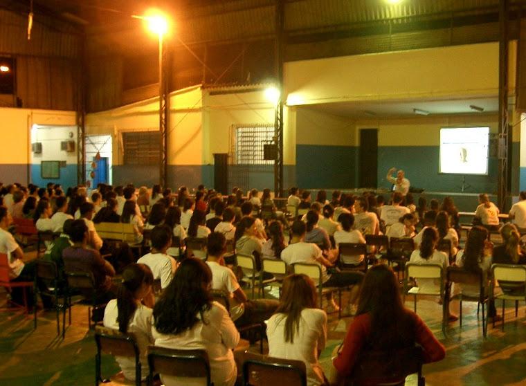 Palestra Empreendedorismo Monte Mor 2009