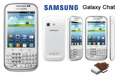 Kelebihan dan Kekurangan Smartphone Samsung Galaxy Chat