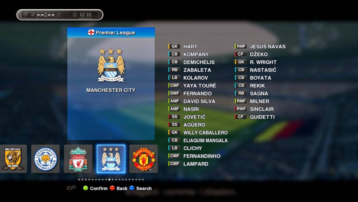 PES 2013 Update Option File SUN-Patch 4.0 #10/09/14 by Official