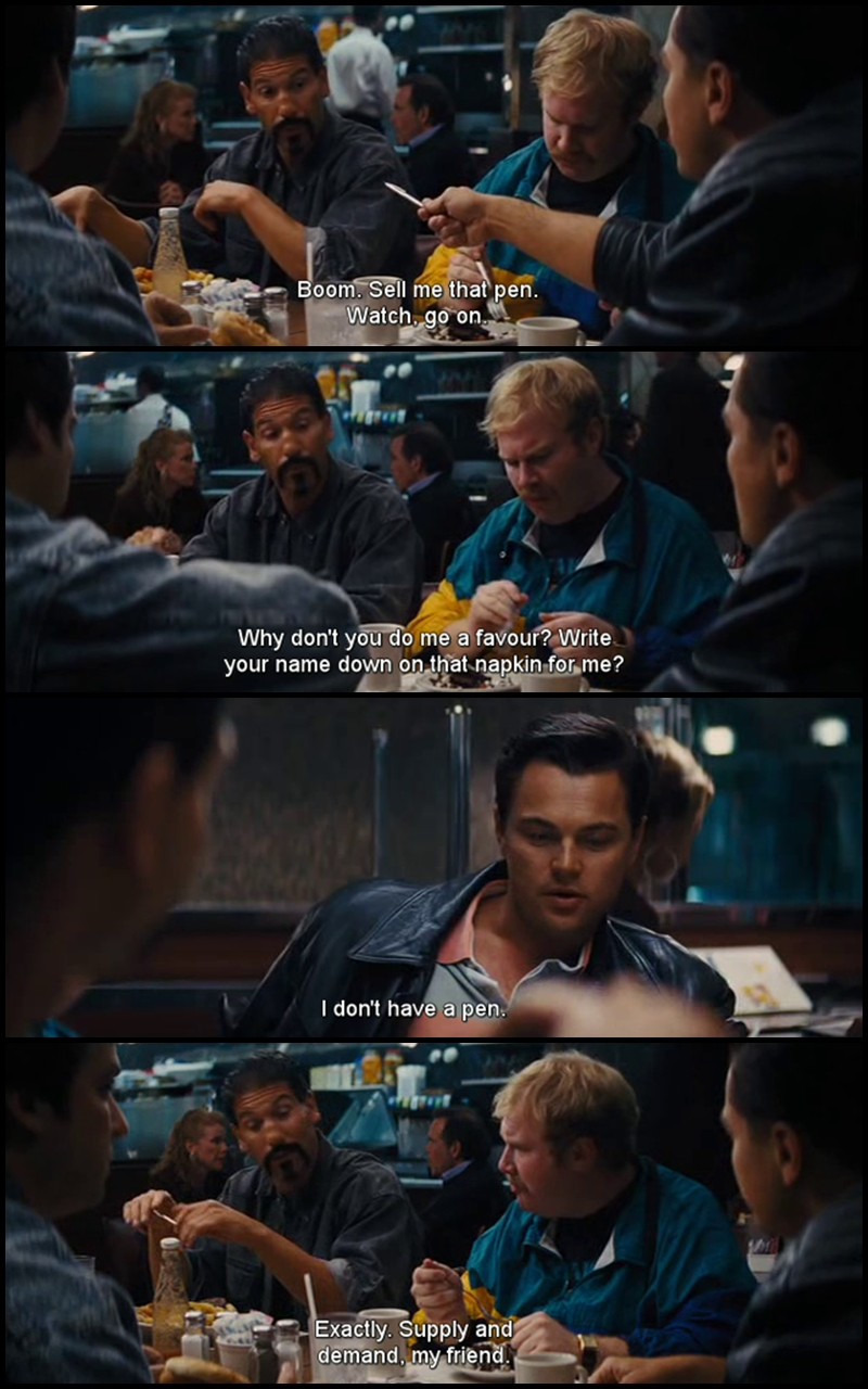 the wolf of wall street movie quotes � escape matter